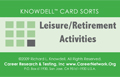 picture of knowdell leisure card - backside