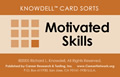 picture of knowdell skills card - backside